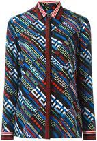Versace City Lights shirt - women - Silk - 38