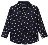 Mini A Ture Captain Blue James Shirt