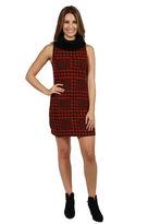24/7 Comfort Apparel Mia Sweater Knit Dress