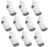 Cherokee Boys' 10-Pack Ankle Socks
