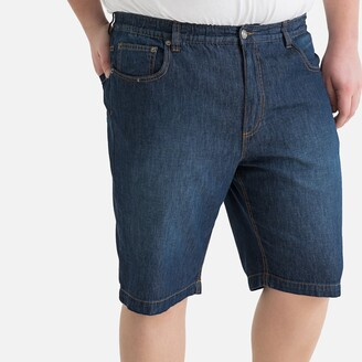 La Redoute Collections Plus 5 Pocket Bermuda Shorts with Elasticated Waist