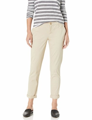 Tommy Hilfiger Women's Hampton Chino Pant-Solid