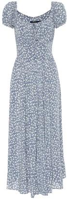 Polo Ralph Lauren Exclusive to Mytheresa Printed midi dress