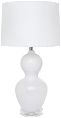 Cafe Lighting Bronte Table Lamp White