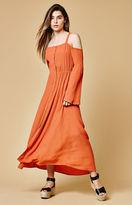Somedays Lovin Endless Trail Maxi Dress