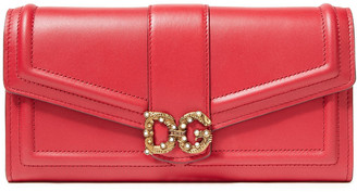 Dolce & Gabbana Amore Leather Wallet