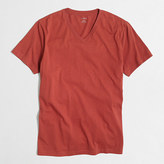 J.Crew Factory Tall slim washed V-neck T-shirt
