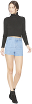 Alice + Olivia Deacon High Wwb Shorts