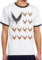 YOdiiisorld Logan Paul Jack Paul Custom T-Shirt For Men, Parrot Logo Shirt Maverick