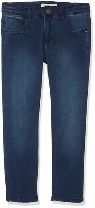 Name It Girl's Nkfbecky Dnmtrille 3115 Pant Jeans