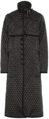 Noir Kei Ninomiya Quilted coat