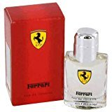 Ferrari RED by Mini EDT .13 oz for Men by
