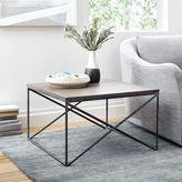 Lamon Luther Side Table - Walnut