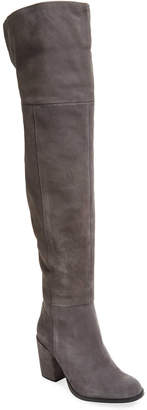 Seychelles Exploration Over-The-Knee Suede Boot