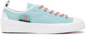 Kenzo Volkano lace-up sneakers
