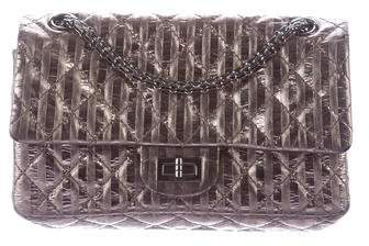 Chanel Rayures Reissue 225 Flap Bag