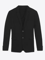 JEFFREY RUDES Cotton Notch Lapel Jacket