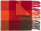 Paul Smith checked scarf