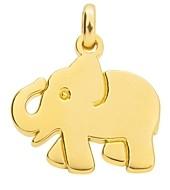 Tous Idol Elephant Pendant