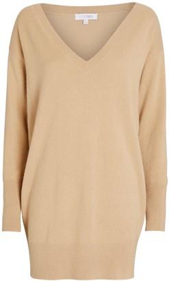 Intermix Moon Cashmere Sweater Dress
