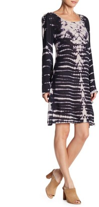 Raga November Nights Tie-Dye Tunic Dress