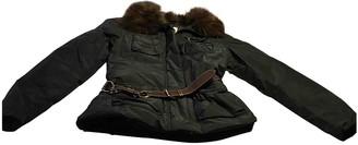 Henry Cotton Black Jacket for Women
