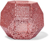 Tom Dixon Etch Perforated Copper Candle Holder - one size