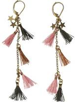 Scotch & Soda Multi-coloured Tassel Earrings