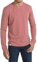 JKL Waffle-Knit Shirt - Crew Neck, Long Sleeve (For Men)