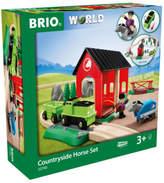 Brio NEW Countryside Horse Set