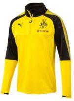 Puma Borussia Dortmund Quarter Zip Training Shirt