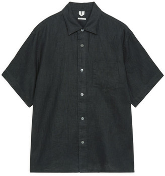 Arket Short-Sleeved Linen Shirt