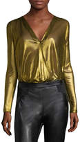 BCBGeneration Women's Metallic Top