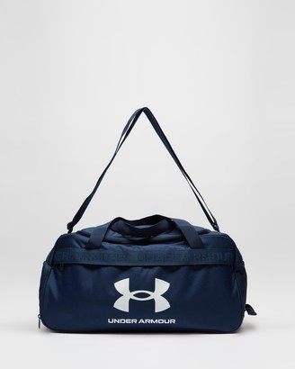 Under Armour Navy Duffle Bags - UA Loudon Small Duffle Bag - Size One Size at The Iconic