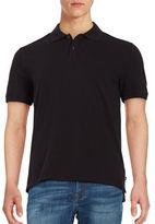Black Brown 1826 Classic Polo Shirt