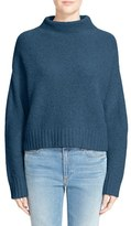 Alexander Wang Women's Mock Neck Crop Pullover