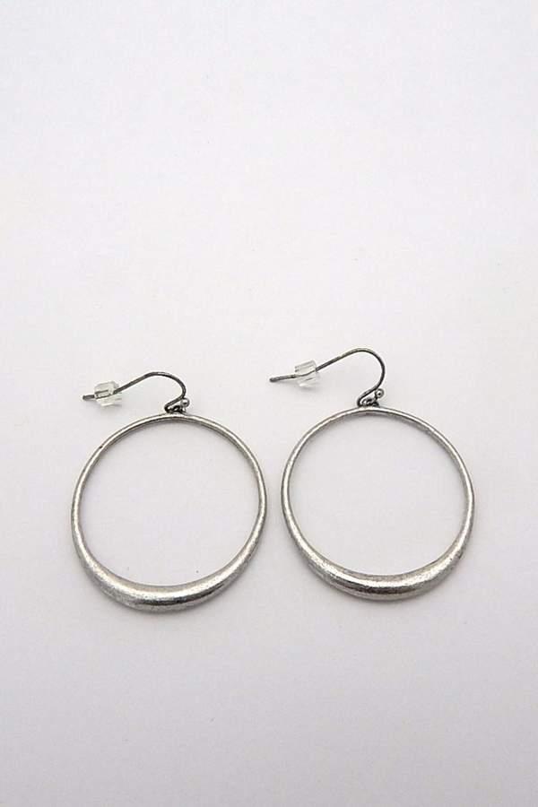 Dahlia Beaucoup Designs Silver Earrings