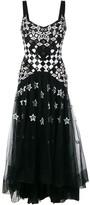 Temperley London Splendour strappy dress