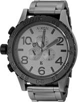 Nixon Men's NXA0831062 Chronograph Dial Watch