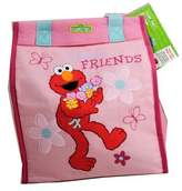 Sesame Street A.D. Suttons & Sons Elmo Baby Diaper Tote Bag - Pink