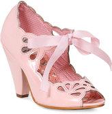 Bettie Page Pink Helen Sandal