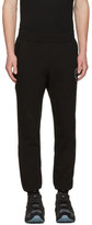 Opening Ceremony Black Logo Patch Lounge Pants