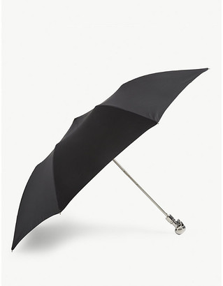 Alexander McQueen Skull-handle folding umbrella