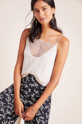 CAMI NYC Joelle Silk Lace Cami