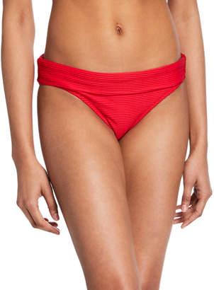Heidi Klein Puglia Fold-Over Bikini Bottom