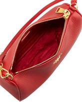 Prada Daino Mini Shoulder Bag, Rosso