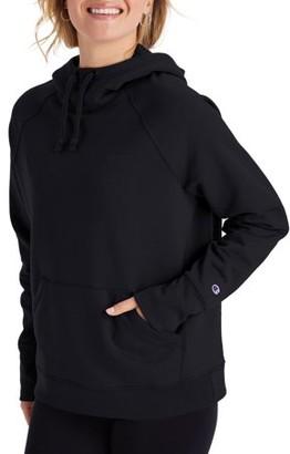 Champion Women's Powerblend Fleece Pullover Hoodie