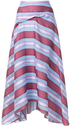 Sies Marjan Striped Skirt