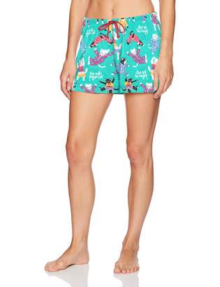 Hatley Little Blue House By Little Blue House by Women's Printed Boxer