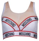 Moschino Cropped Tank Top